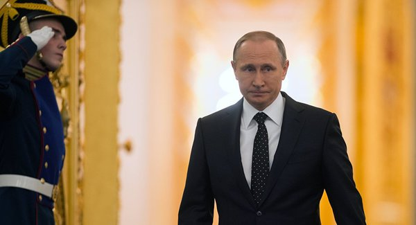 نتایج یک نظرسنجی نشان داد: ۵۴ درصد روسها به پوتین اعتماد دارند