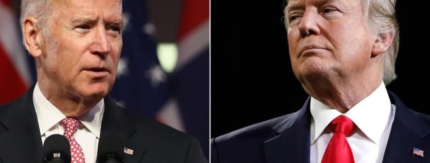 نظرسنجی جدید: ترامپ با اختلاف ۱۰ درصد از بایدن عقب است                            845x321
