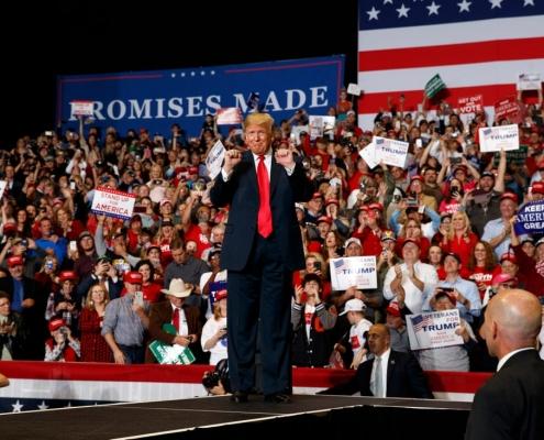 نظرسنجی فاکسنیوز: بسیاری از آمریکایی ها با کارزارهای انتخاباتی در بحران کرونا مخالفند 12082657 600 495x400