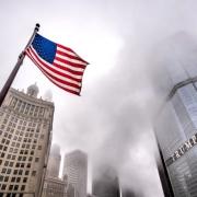 اقتصاد آمریکا ۱۵ تریلیون دلار از تعطیلی مدارس آسیب میبیند US flag 1 180x180