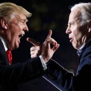 نظرسنجی جدید: ترامپ با اختلاف ۱۰ درصد از بایدن عقب است 157270864 180x180