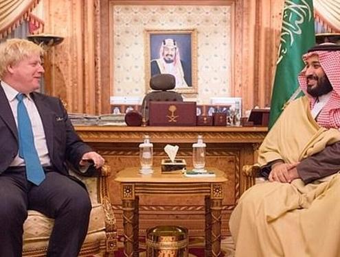 حمایت از عربستان سعودی در جنگ یمن را تمام کنید!: درخواست بخشی از نمایندگان پارلمان انگلیس از نخستوزیر 13991107000414 Test PhotoN 495x375