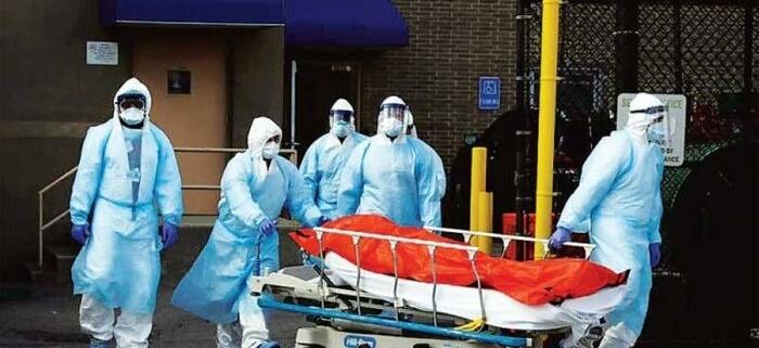 پیشبینی مرگ 600 هزار آمریکایی تا ژوئن 2021 157703318 700x321