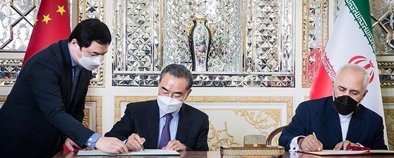 فشار آمریکا بر ایران و چین باعث شده این دو کشور در راستای منافع ملیشان به هم نزدیک شوند: تحلیل نیوزویک 1400010723021386422481874 800x321