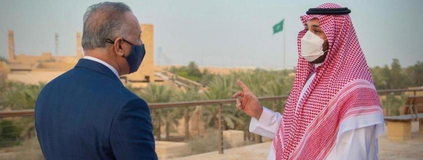 گزارش میدل ایست آی/ مذاکرات جمهوری اسلامی ایران و عربستان سعودی؛ تمرکز گفتگوها بر مسایل مربوط به لبنان و یمن 2021 03 31T192056Z 309969499 RC2JMM9AN9R3 RTRMADP 3 IRAQ SAUDI POLITICS 1 845x321