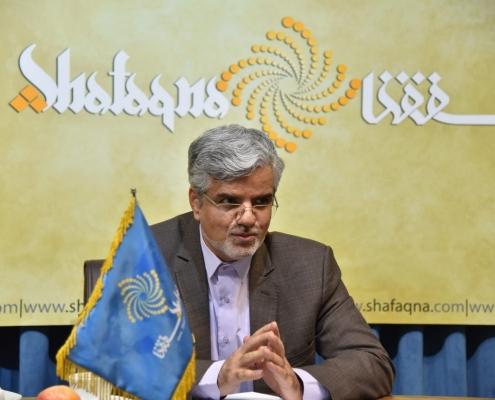 محمود صادقی: نیازمند اصلاحاتی ساختاری در اقتصاد هستیم/ دولت بعدی باید از توانمندی بالایی در عرصه دیپلماسی برخوردار باشد DSC 8030 495x400