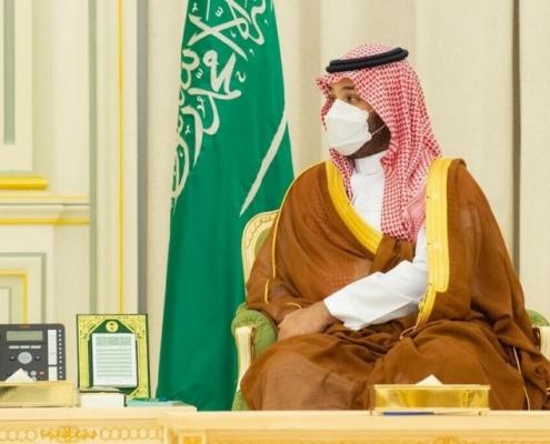 کارشناسان مرکز امنیت آمریکا: ایران را باید در منطقه خاکستری قرار داد mohammed bin salman saudi iran secret talks e1619713821602 495x400